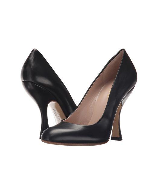 Vivienne Westwood | Black Olly Court Shoe | Lyst