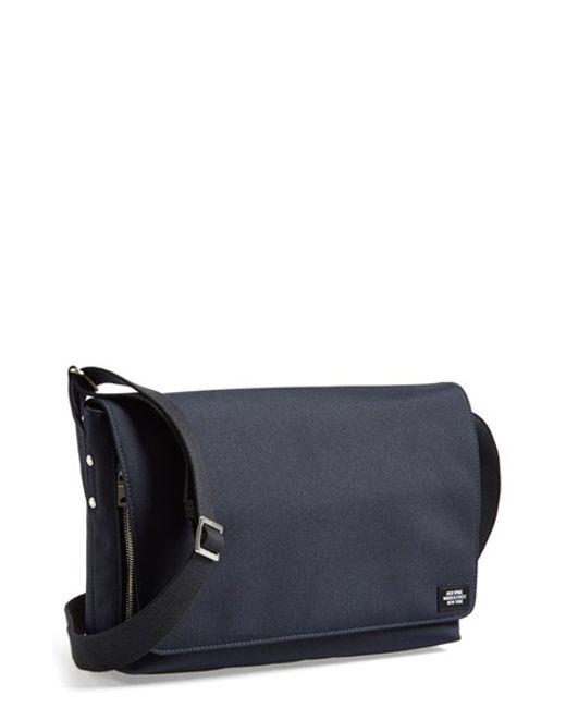 Jack Spade | Blue Site Cordura Messenger Bag for Men | Lyst