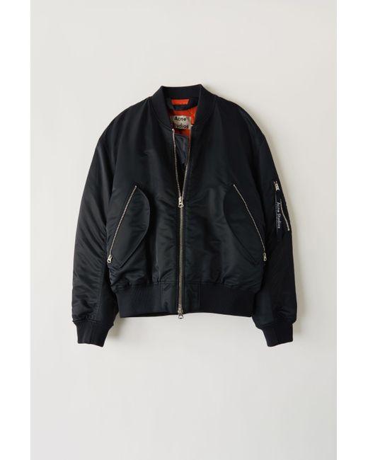 451dd3bb3 Men's Makio Black Bomber Jacket