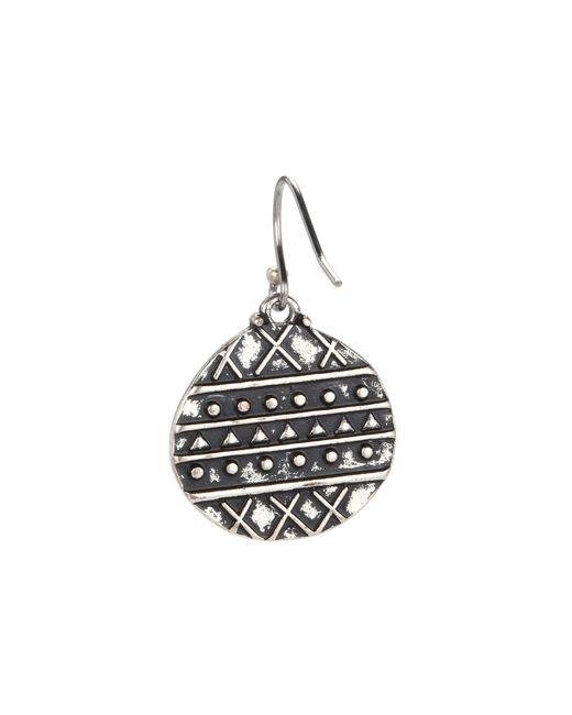 Lucky Brand   Metallic Batik Bliss Earrings Jlru8363   Lyst