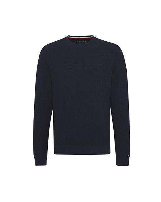 Tommy Hilfiger Sweater in het Blue voor heren