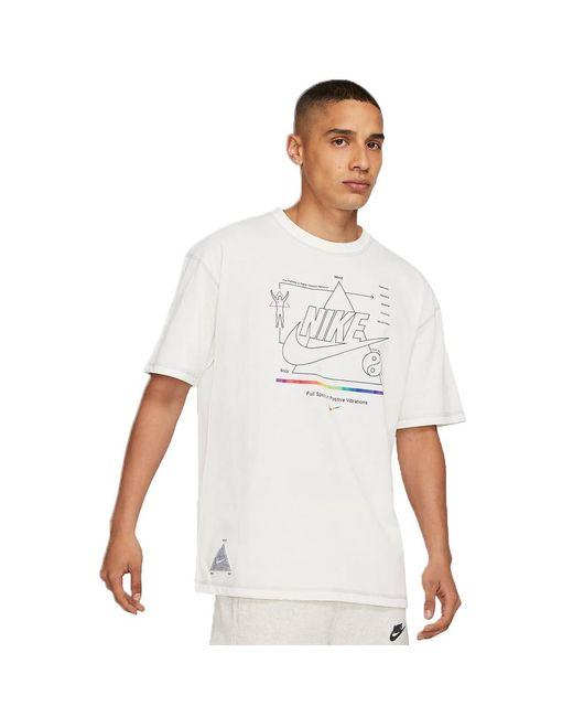 Nike Sportswear Teepure Whitedd1410-901 for men