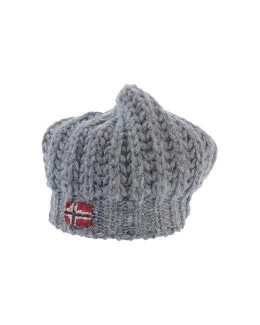Napapijri | Gray Hat | Lyst