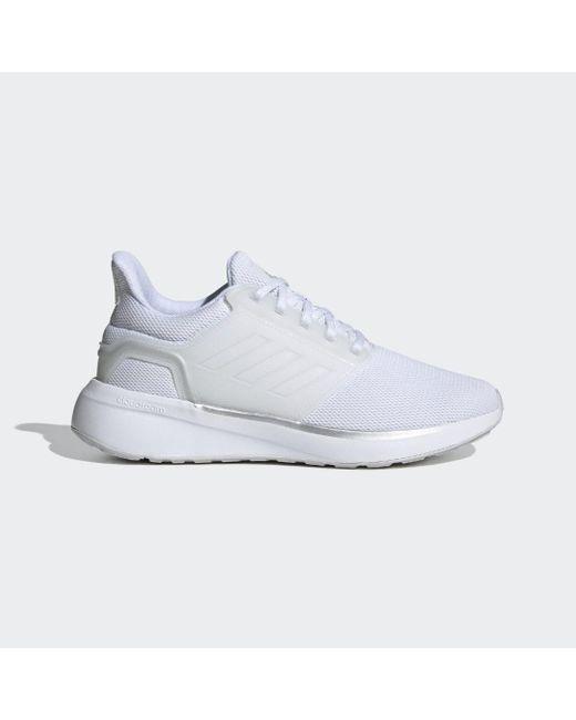 Chaussure EQ19 Run Adidas en coloris White