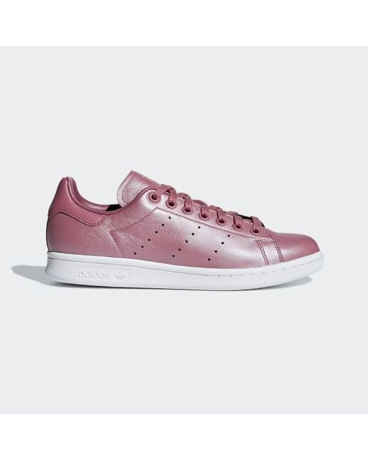 best website 1eb6e 6536f Women's Pink Stan Smith Shoes