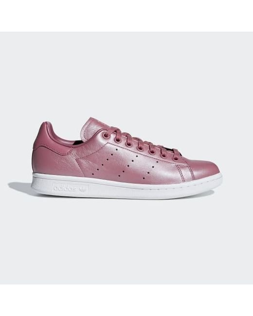 best website 1713c 0e604 Women's Pink Stan Smith Shoes