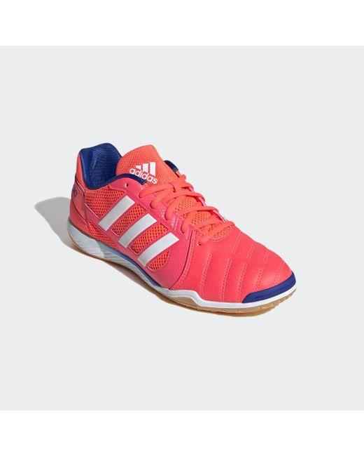 Zapatilla de fútbol Top Sala Adidas de color Multicolor