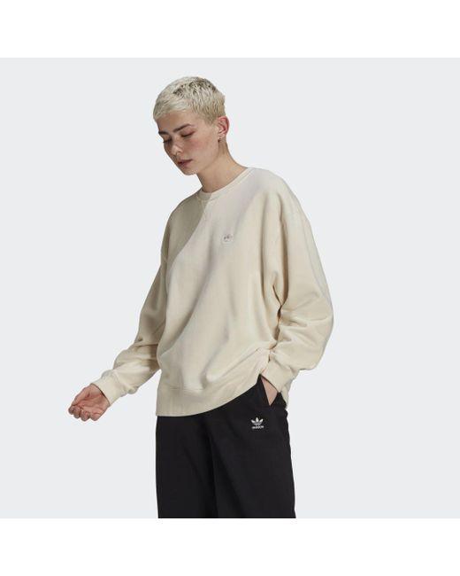 Adidas No-dye Sweatshirt in het Multicolor