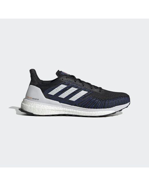Zapatilla Solarboost ST 19 Adidas de hombre de color Gray