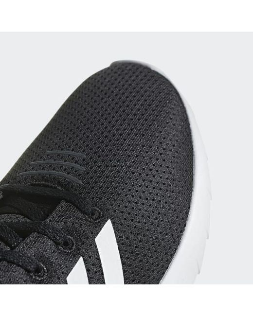 on sale 426a8 57d4b ... Adidas - Black Asweerun Shoes for Men - Lyst ...