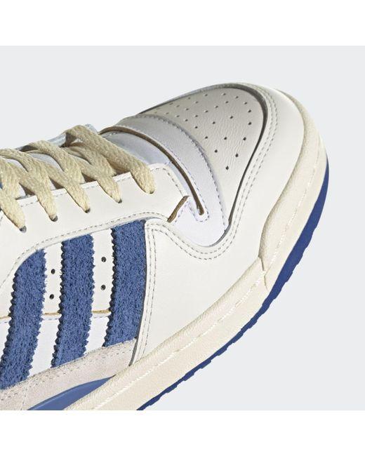 Chaussure OG Forum 84 Cuir adidas pour homme en coloris Blanc - Lyst