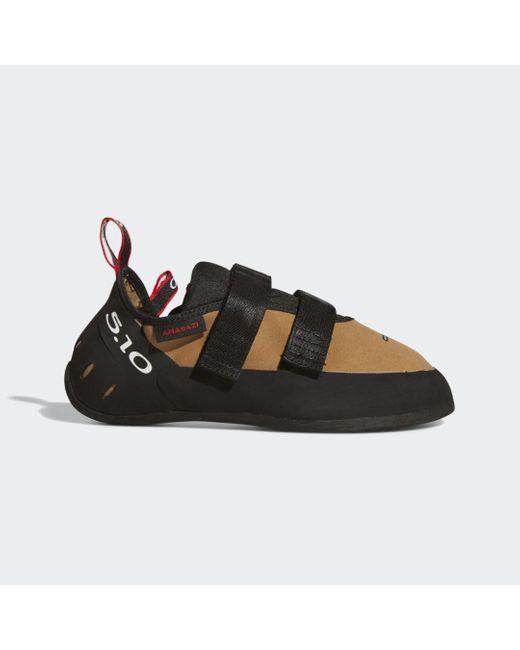 Adidas Five Ten Anasazi Hook And Loop Klimschoenen in het Black
