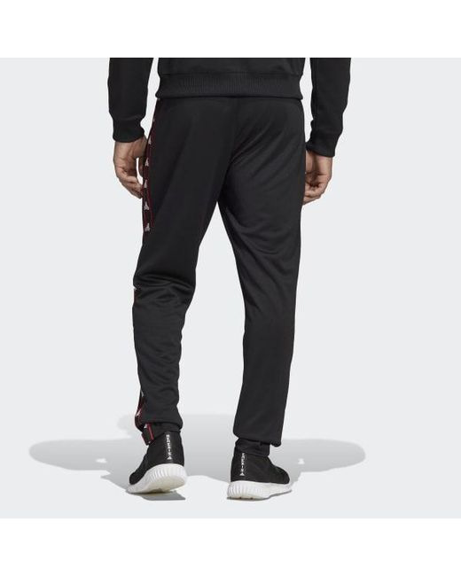 e9c0b5d11d Men's Black Tan Tape Clubhouse Pants