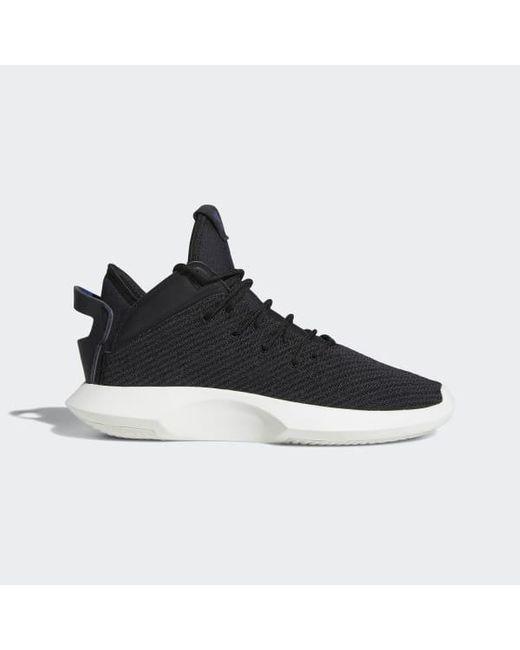 purchase cheap 63efb 0b7f8 Adidas - Black Crazy 1 Adv Shoes for Men - Lyst ...