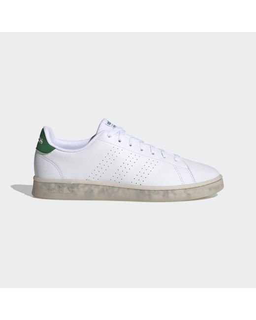Adidas Advantage Eco Schoenen in het White