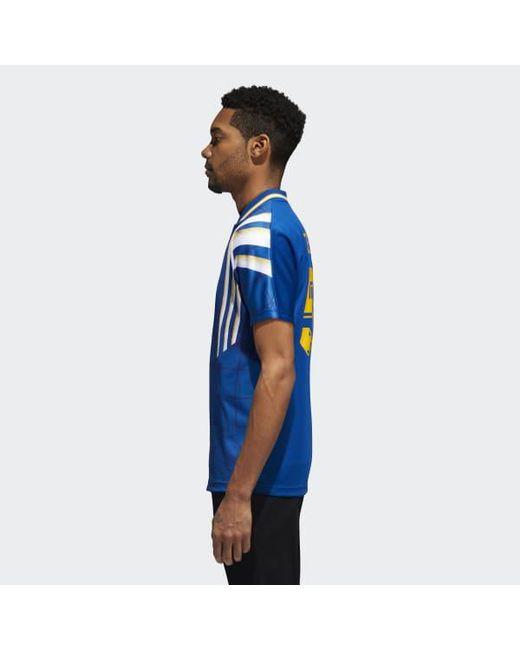 d127a8e2e9b ... Adidas - Blue Teixeira Jersey for Men - Lyst ...