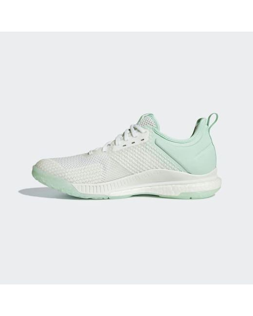 huge discount 2bf2f 597a7 Women's White Crazyflight X 2.0 Parley Shoes