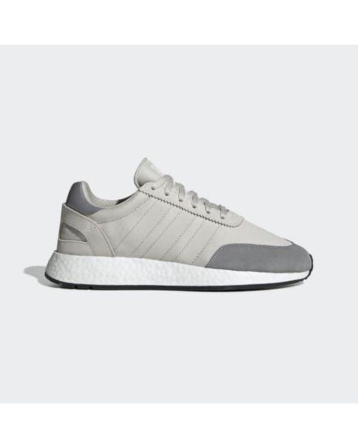 wholesale dealer 94ad2 2c664 Adidas - White I-5923 Shoes - Lyst ...