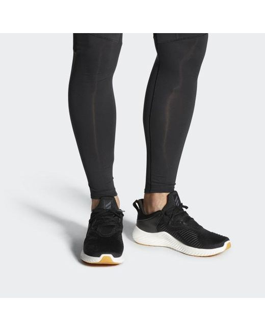 best prices really cheap super popular adidas Lace Alphabounce Rc 2.0 Shoes in Black for Men - Lyst