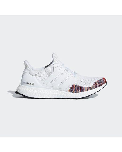 c9ba1c842d6 Adidas - White Ultraboost Ltd Shoes for Men - Lyst ...