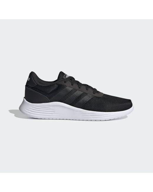 Adidas Black Lite Racer 2.0 Shoes