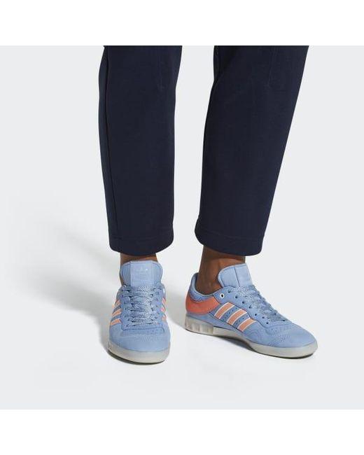 52cc860adb Women's Blue Oyster Holdings Handball Top Shoes