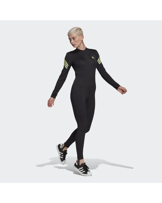 Ya Barcelona Discrepancia  adidas Swarovski® Stage Suit in Black - Lyst