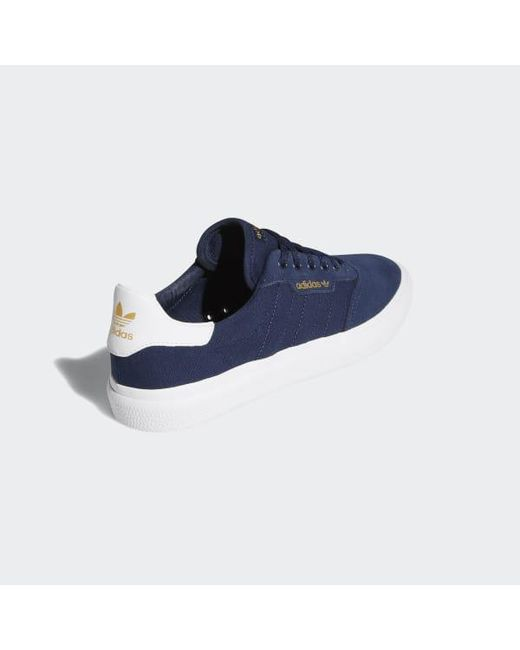 8f6f14f54a8e ... Adidas - Blue 3mc Vulc Shoes for Men - Lyst ...