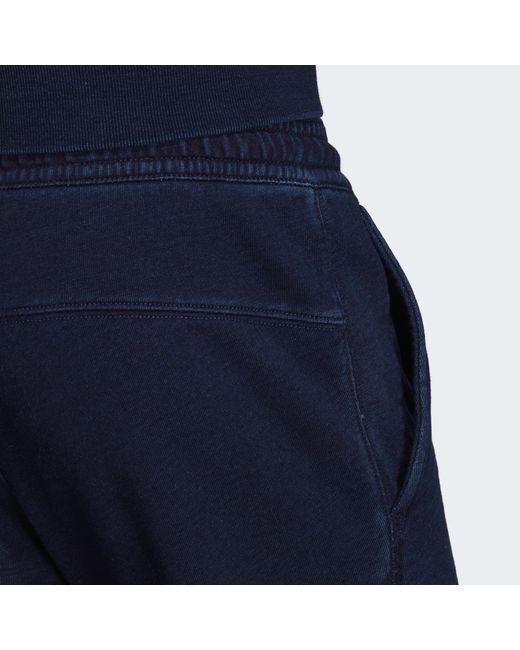 adidas Denim Kaval Graphic Jogginghose in Blau für Herren Lyst