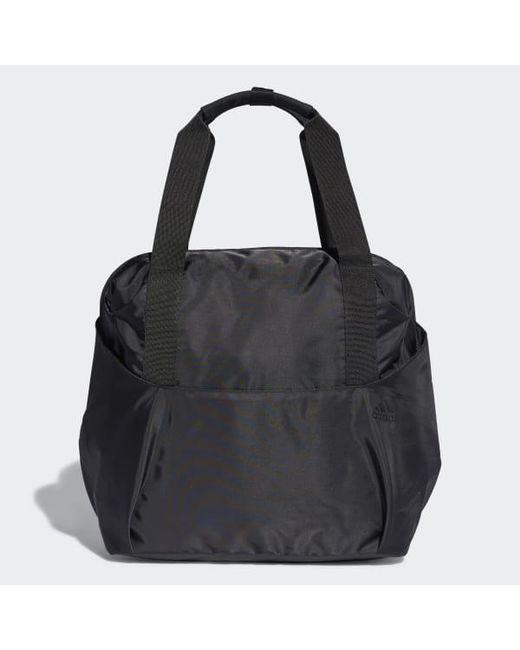 8d0a9f1773 Adidas - Black Training Id Tote Bag - Lyst ...