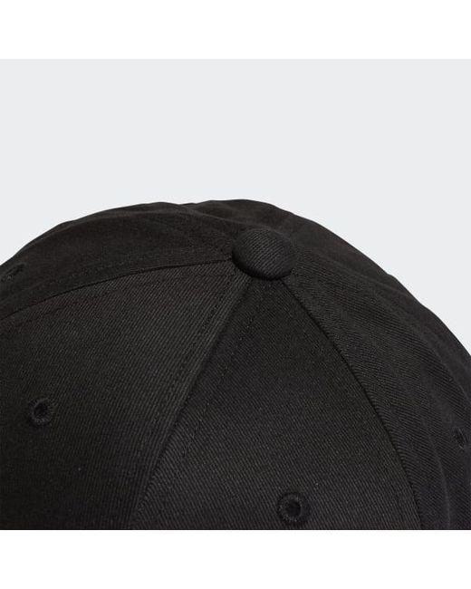 ... Adidas - Black Women Six-panel Hat - Lyst ... 460d0d79dc36