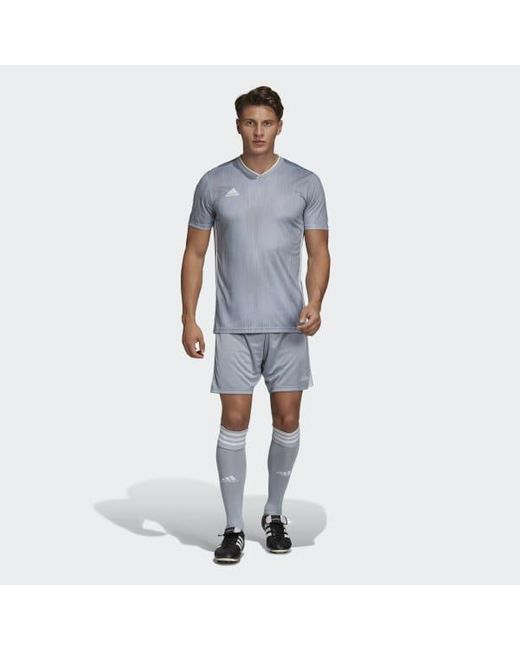 adidas Synthetic Tiro 19 Jersey in Blue Lyst