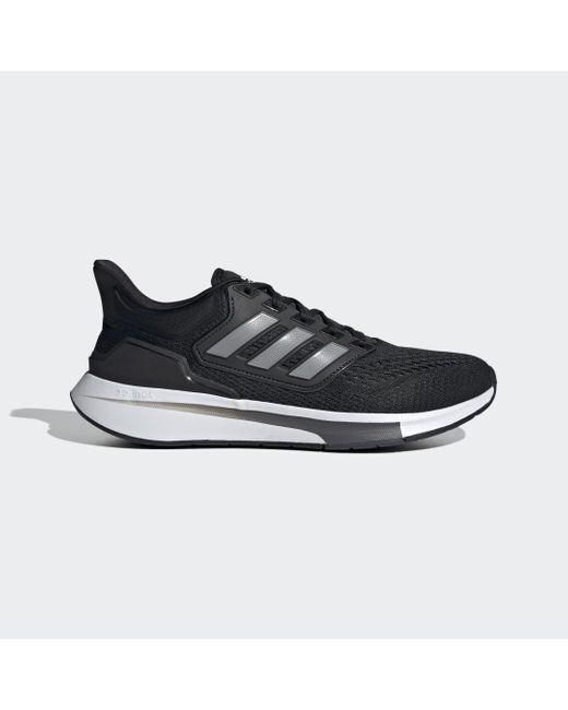 Scarpe EQ21 Run di Adidas in Black