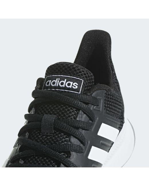 adidas Spitze in Runfalcon Lyst Schuh Schwarz 7fbvgyY6