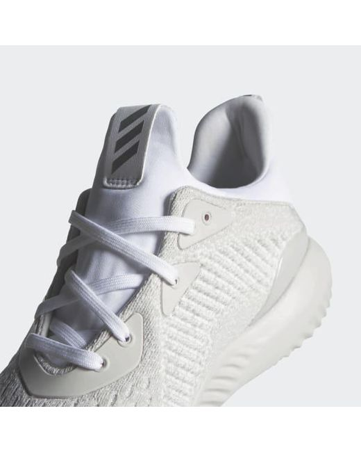 94d9f9156 ... Adidas - White Alphabounce Em Shoes for Men - Lyst ...