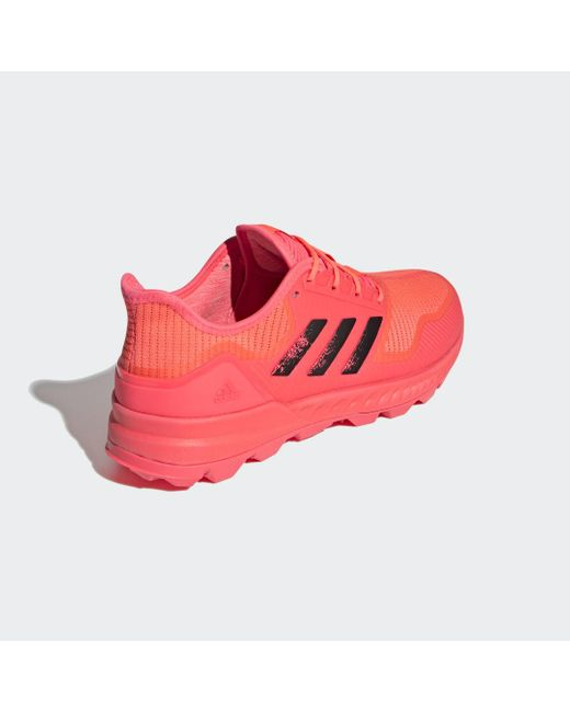 Zapatilla Adipower Hockey Adidas de hombre de color Red