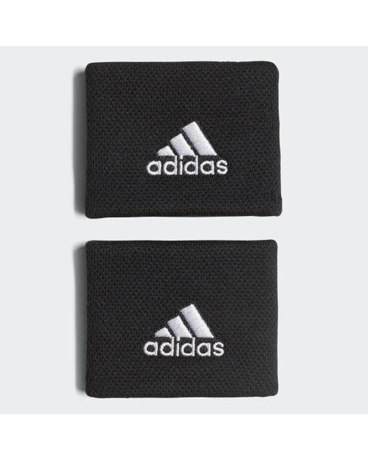 Adidas Tennis Polsband Small in het Black