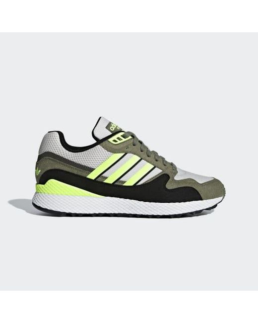 d71a93f71e3a8 Adidas - White Ultra Tech Shoes for Men - Lyst ...