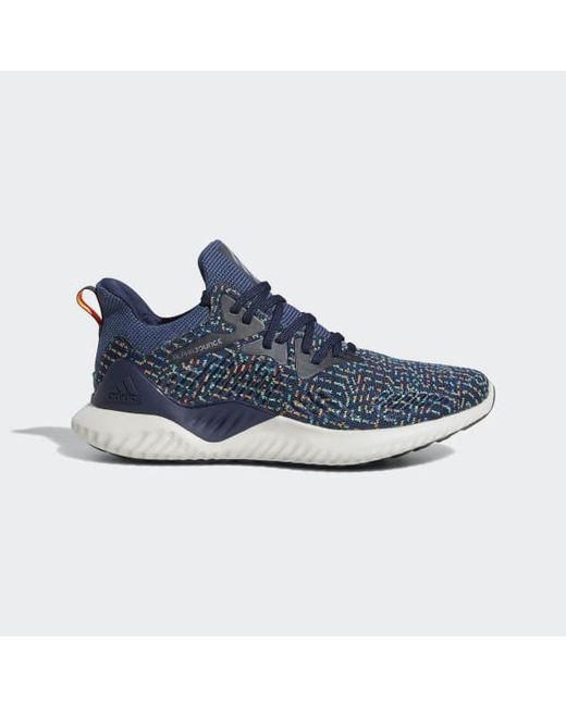 b04f478f0fb4c6 Adidas - Blue Alphabounce Beyond Shoes for Men - Lyst ...