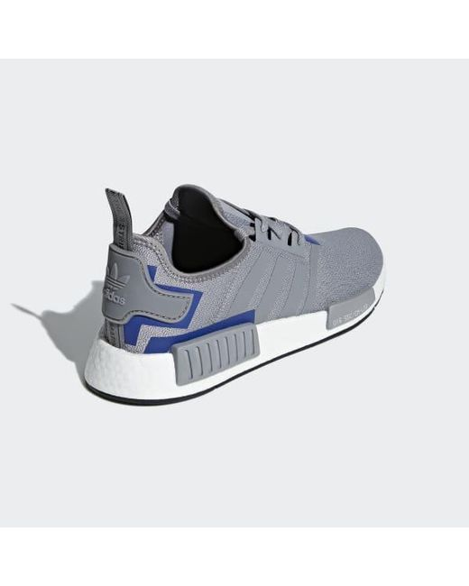 premium selection 029a6 ecc97 Women's Gray Nmd_r1 Shoes