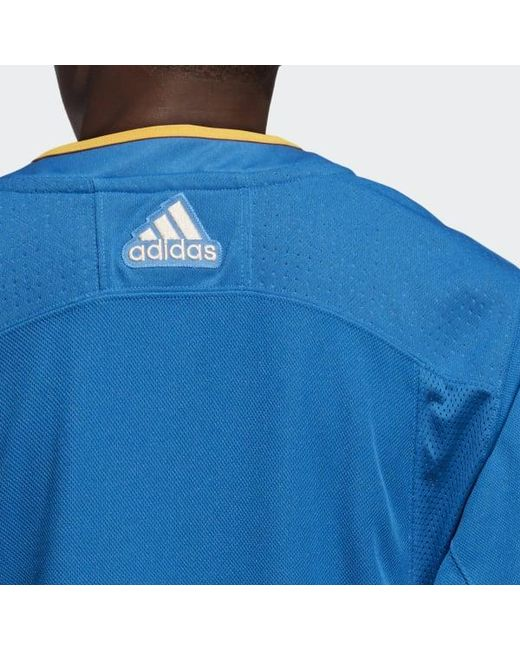 999091763 ... Adidas - Blues Alternate Authentic Jersey for Men - Lyst ...