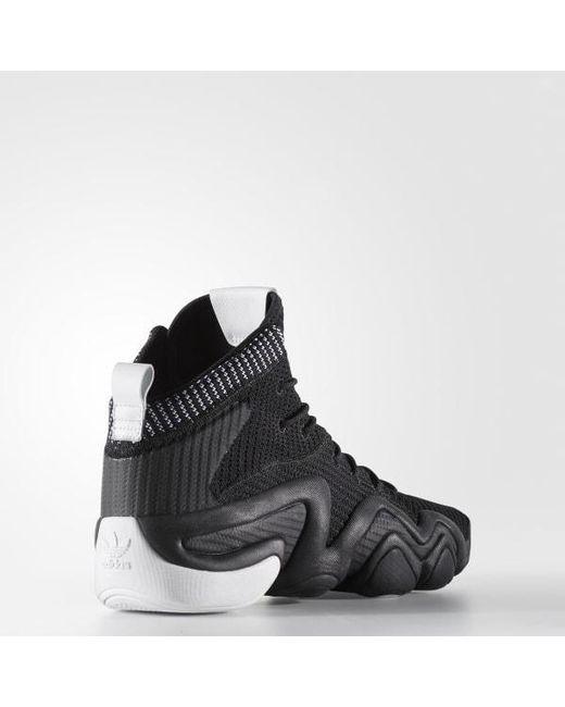 best service 025b4 02041 Adidas - Black Crazy 8 Adv Pk Shoes for