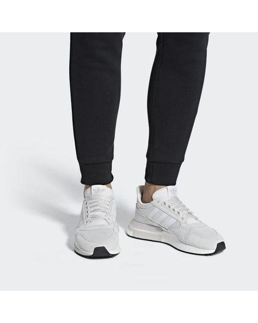 finest selection a18e6 67c75 Women's White Zx 500 Rm Shoes