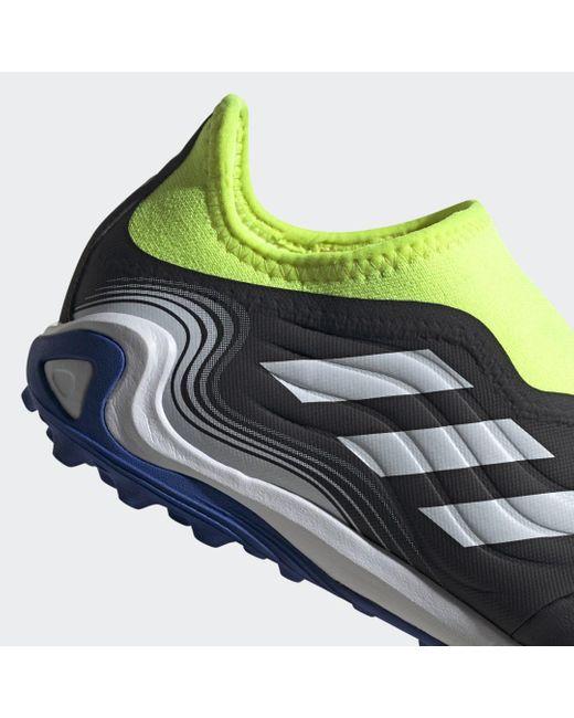 Adidas Copa Sense.3 Veterloze Turf Voetbalschoenen in het Multicolor