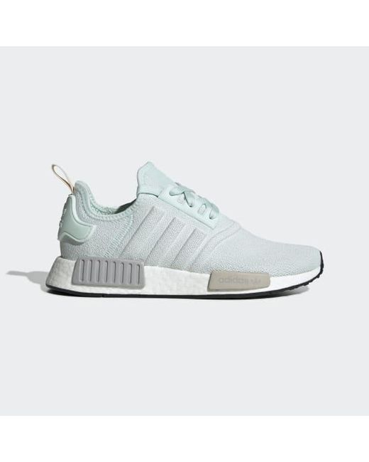 brand new 074a3 9a746 Women's Green Nmd_r1 Shoes