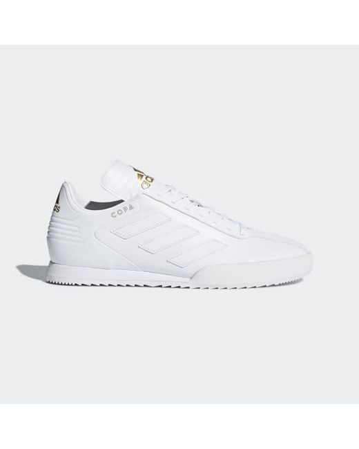 ee5d60cf1fc3 Adidas - White Copa Super Shoes for Men - Lyst ...