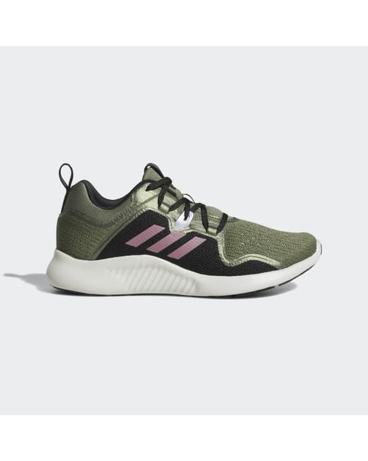 06b90cd28 Adidas - Green Edgebounce Shoes for Men - Lyst ...