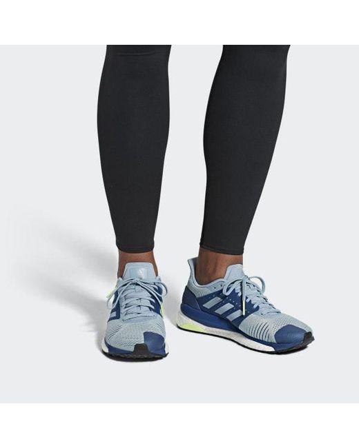 wholesale dealer 2246e 1a9f3 Men's Blue Solar Glide St Shoes