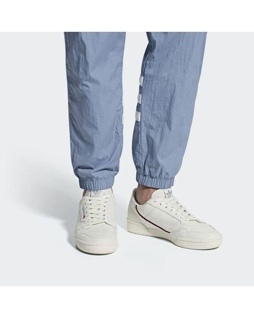 24e0c0b3f46a Men's White Continental 80 - Size 8.5
