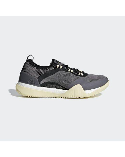 d777e0b69790b Adidas - Gray Pureboost X Tr 3.0 Shoes - Lyst ...